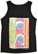 Image of GLOW TANK - Black
