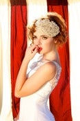 Image of JOSEPHINE-Beaded Bridal Bandeau