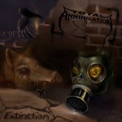 Image of Extinction Album (2012)