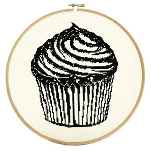 Image of The Cupcake PDF Pattern
