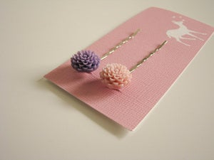 Image of Hair pin set 1