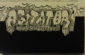 Image of Agitator - Live in Buffalo   Tape
