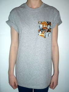 Image of Wild Animals Pocket Tee