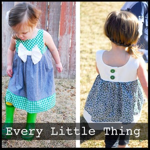 Image of Every Little Thing Dress/Top 6m-4T