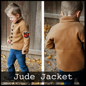 Image of Jude Jacket 6m-5T