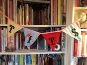 Image of The bunting for bosom lovers