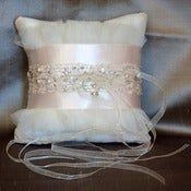 Image of ANNA BELLE Ring Bearer Pillow