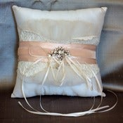 Image of ALLURE Ring Bearer Pillow
