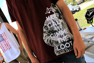 "Image of Biggie Smalls ""Gimme' the Loot"" Shirt"