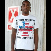"Image of STORM MACHINE ""DEDICATED STRAIGHTEDGE"" SHIRT"