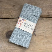 Image of Original Wrist Worms, Wool, Light Grey