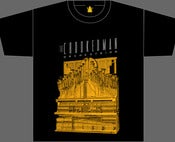 Image of Crooked Man Orchestrion Tee Shirt BK