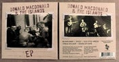 Image of Donald Macdonald &amp; The Islands 'EP'