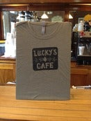 Image of Lucky's New Light T-Shirt (Olive)