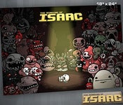 Signed -  Binding of Isaac Poster