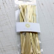 Image of Gold Twist Ties