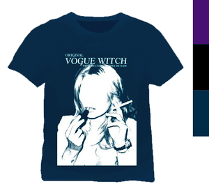 Image of VOGUE WITCH T-SHIRT ≠ SMOKE