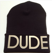 Image of DUDE Beanie