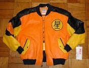 Image of Deadstock Vintage Michael Hoban Chinese Star Where Am I Large Jacket