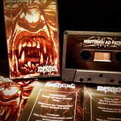 Image of AD PATRES / WRITHING split tape