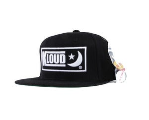Kloud 5 panel Snapback Black