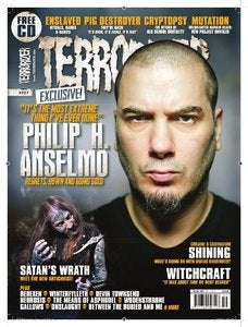 Image of Terrorizer 227 - Phil Anselmo, Niklas Kvarforth, Enslaved and more!