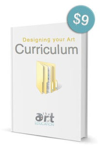 Image of Designing Your Art Curriculum: An Art Teacher's Handbook