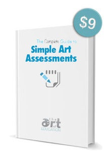 Image of The Complete Guide: Simple Art Assessments