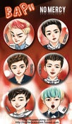 Image of BAP Button Set!