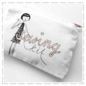 Image of DIY Sewing Kit by Flapper Doodle - 1/2 price!
