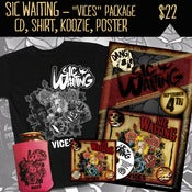 "Image of Sic Waiting ""Vices"" Package"