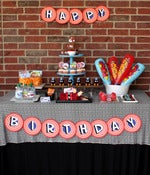 Image of Tom & Jerry Birthday Party Printable Collection
