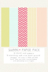 Image of Swoon Paper Pack