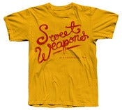 Image of Sweet Weapons - Script T-Shirt