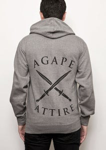 Image of &quot;Double Edged&quot; Hoodie