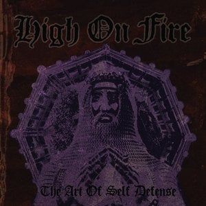Image of High On Fire - The Art Of Self Defense 2xLP