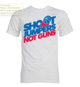 Image of Shoot Jumpers. Not Guns. (#3)