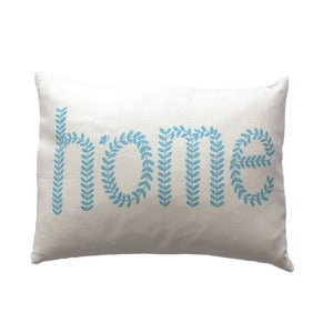 Image of a home cushion.