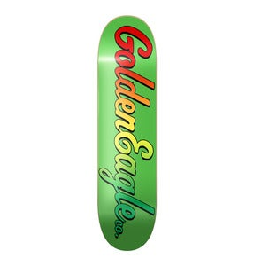 Image of Rasta OG Script GREEN Team Deck
