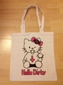 Image of Hello Dirty Tote bag