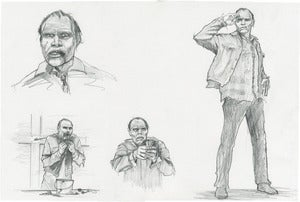 Image of BUB the zombie Character studies