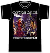 Image of CATHEDRAL - Forest Of Equilibrium T-Shirt
