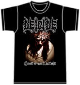 Image of DEICIDE - Scars Of The Crucifix T-Shirt