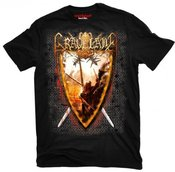 Image of GRAVELAND - Creed Of Iron T-Shirt