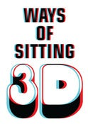 Image of Matthew Darbyshire and Scott King Ways of Sitting 3D