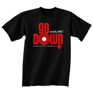 "Image of Wax ""Go Down"" Tee"