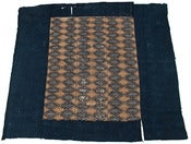 Image of Antique Textile - Blue