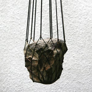 Image of &quot;Brooklyn Square&quot; Nomadic Hanging Stone