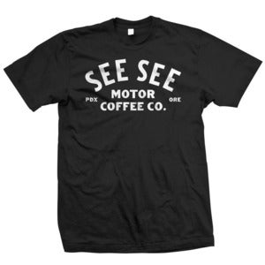 Image of Mens Motor Coffee Tee