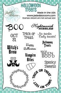 Image of Halloween Treats (4x6)